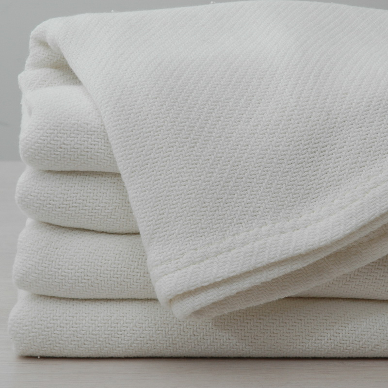 100% COTTON HOTEL BLANKET