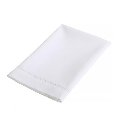 100% COTTON HEMSTITCH NAPKIN, HEMSTITCHED NAPKIN