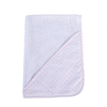HDT-400DB 100% COTTON TERRY KIDS HOODED TOWEL